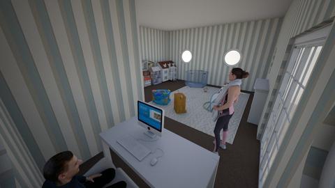 Daycare - Minimal - Kids room  - by Architectureisbeautiful