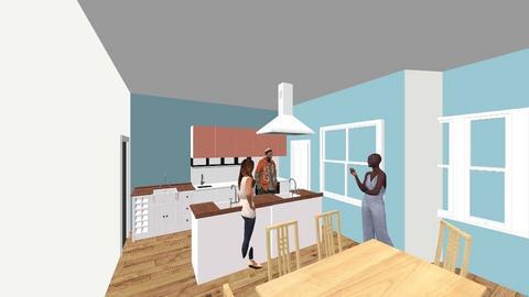 kitchen - Kitchen  - by fabvalensi