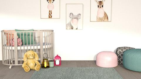 kidsy - Kids room  - by eymuuuch