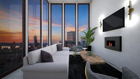 New York at its finest - Modern - Living room  - by 468kon21