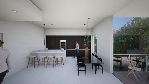 matianat - Kitchen - by Galit Dayan Raviv