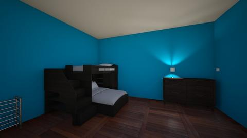 twins room - Bedroom  - by shayana_1