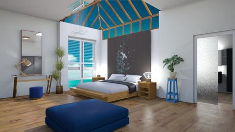 Oda - Minimal - Bedroom  - by Tree Nut