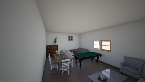 David Watson _Good - Living room  - by PWAstudent