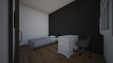 slaapkamer manon - Bedroom  - by kayleejansen