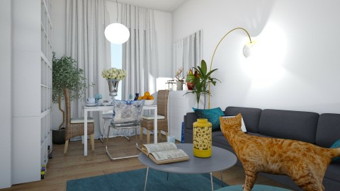 Lights - Eclectic - Living room  - by elica676