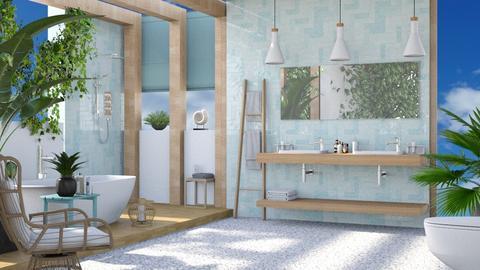Island - Bathroom  - by Lizzy0715