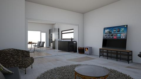 Woonkamer 3 - Living room  - by SaraDinkje