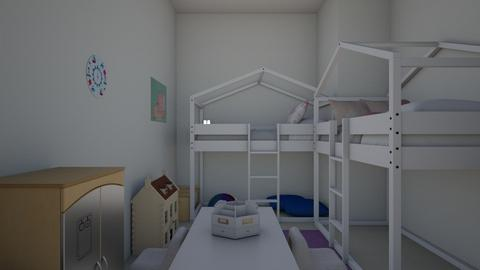 kids - Kids room  - by decorating ideas
