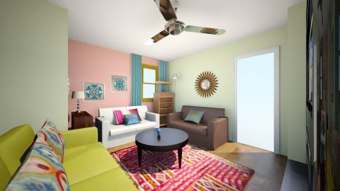 living room - Minimal - Living room  - by skyeeah