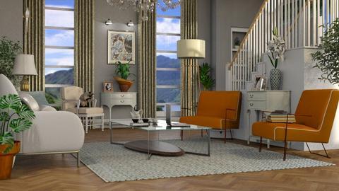 AaA - Living room - by Alda Neziri