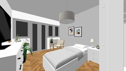 Danci_sk4 - Bedroom  - by anazle