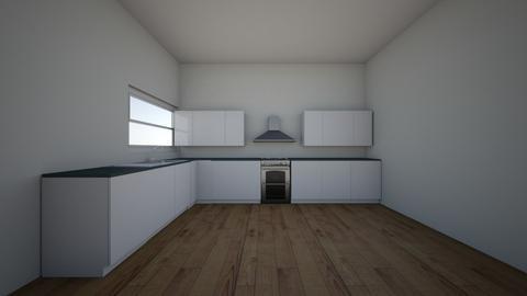 Sakumono 3 - Kitchen  - by Vanderpuije Sylvanus Van