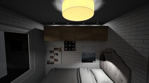 pokoj - Bedroom  - by Misiek06