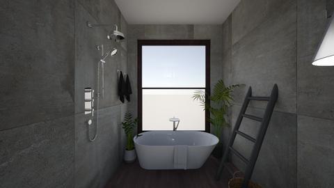 MAIN BATHROOM - Bathroom - by nicolehenwood