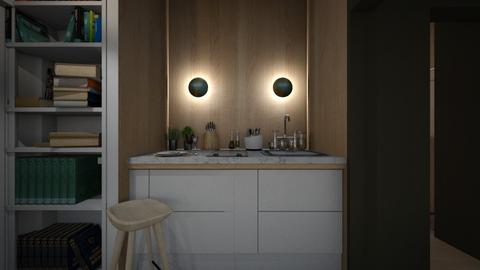 Casa356Kitchen - Modern - Kitchen  - by nickynunes