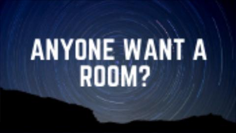 does anybody want a room - by jaxo