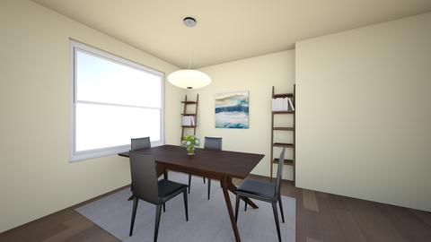 DWR Mecca 2 - Dining room - by mikaelawilkins