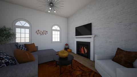 Fall living room - Modern - Living room  - by Giuliana17