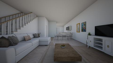 ABRAREIN DREAM HOME - Minimal - by abrarein
