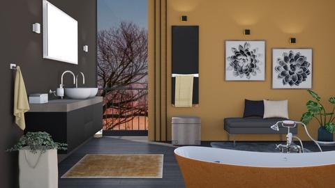 M_ Bocco - Bathroom  - by milyca8