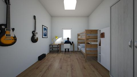 A nice room - Bedroom  - by Adogworld
