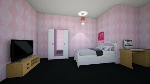 Girls bedroom - Kids room - by harry122