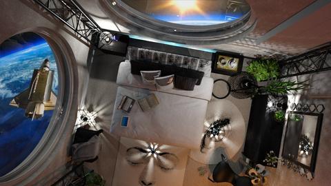 float - Eclectic - Bedroom  - by anchajaya