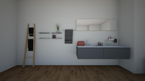banheiro1 - Bathroom  - by heloisa dias