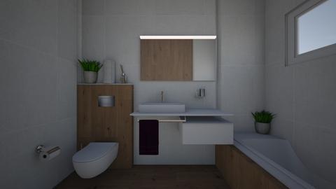12 - Bathroom  - by Anet Aneta Kucharova