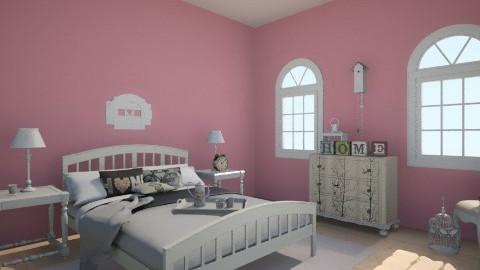 Baby - Vintage - Bedroom  - by Sali15