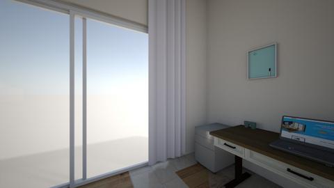 Covid room - Bedroom  - by Giuliana Valero