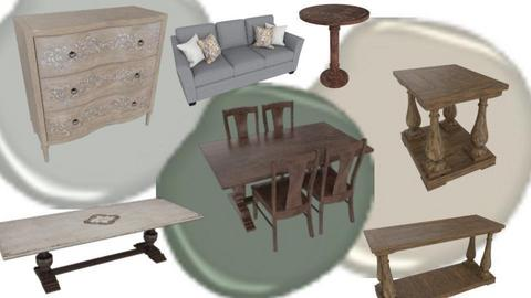 Roomstyler Mood Board 1 w - by fanofbees