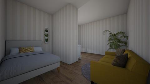 bedroom - Bedroom - by yellowkitty101