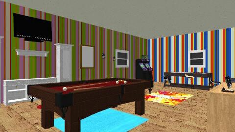 interiordesign1122 - Vintage - Living room  - by griseldaa__