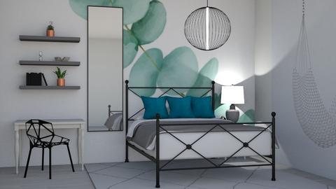 minimal  - Bedroom  - by anastasyav