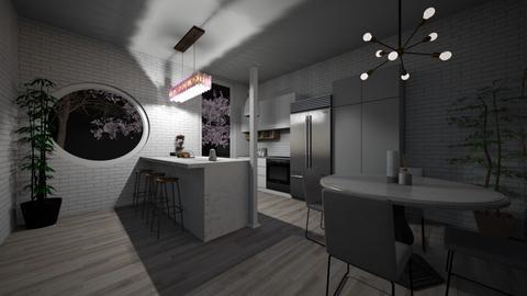Coolest kitchen - Kitchen  - by FaithfullyG