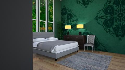 replica - Vintage - Bedroom  - by Robertl20