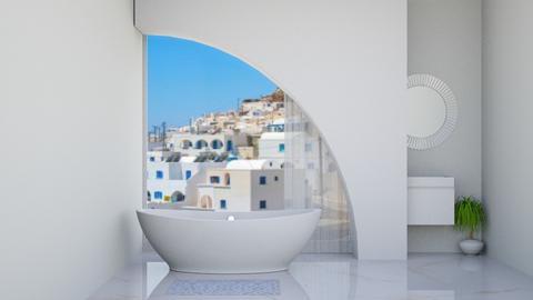 Modern  - Bathroom  - by ZolaKate