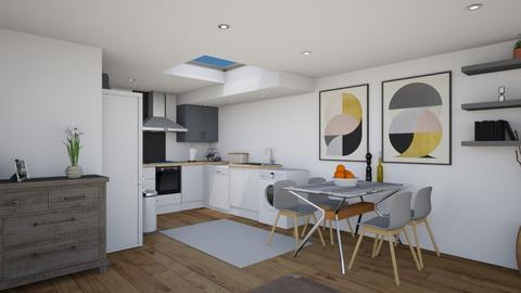 Hayley living room 6 - Kitchen - by JPOP
