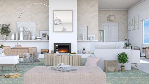 Noa living - Living room  - by Charipis home