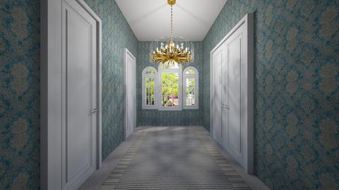 Hallway - by neverlanddesigns