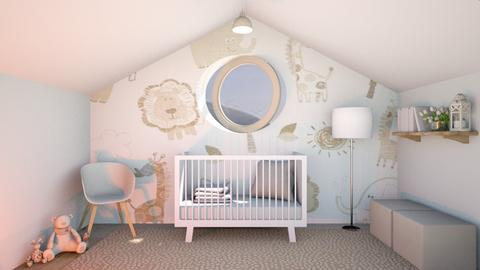 Surprise Baby Nursery - Kids room  - by Ari_adnos