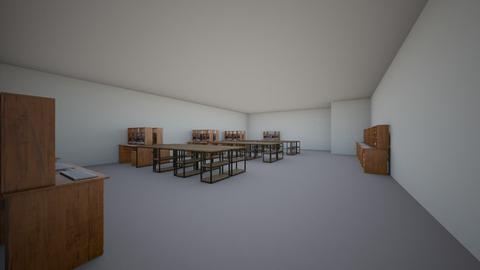 Room 157 New Design - by gisbone