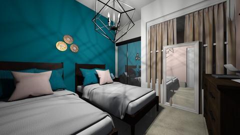 vanes bedroom - Bedroom  - by vaanemilann