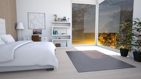 Countryside - Bedroom  - by nkanyezi