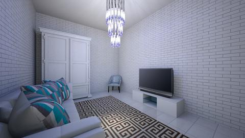bbqbonfire - Living room  - by designer 562482736