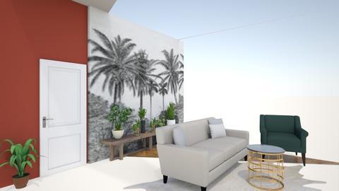 woonkamer maaike - Vintage - Living room  - by Emmaburggraaff89