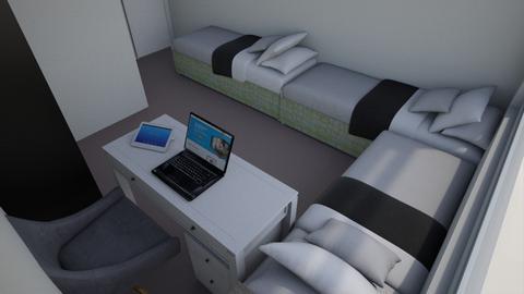 Sean - Bedroom  - by seangyup