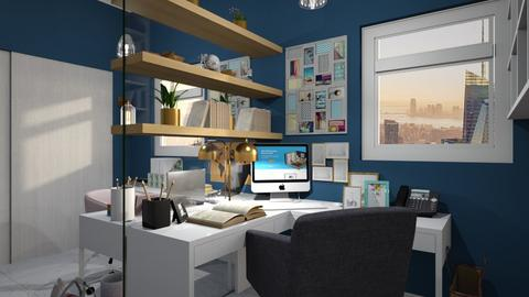 Working From Home - Office  - by mydreamjob25